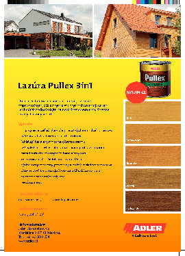 Pullex 3in1-Lasur